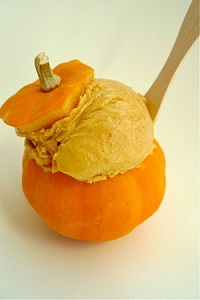 Pumpkin Custard *Seasonal Item* Won't last long. Get yours today!!!