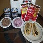 Sweet Deal! 2 lbs of Zweigles Hot dogs and 2 pints of Abbott's Frozen Custard. SHIPPING INCLUDED $72.00
